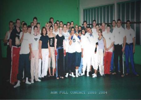 Le groupe 2004